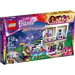 LEGO Friends 41135 Поп-звезда: дом Ливи
