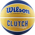 Wilson Clutch (7 размер, синий/желтый)