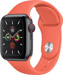 Apple Watch Series 5 40mm GPS + Cellular Aluminum Case with Sport Band