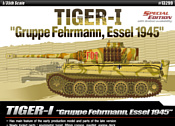 Academy Special Edition Tiger-I Gruppe Fehrmann Essel 1945 1/35 13299