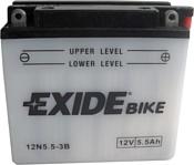 Exide Conventional 12N5.5-3B (5.5Ah)
