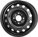 Magnetto Wheels 15003 6х15/4х100 D54.1 ET48 BK