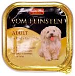 Animonda (0.15 кг) Vom Feinsten Adult для собак с говядиной и картофелем