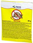 MKDS Крысиный яд Mauzer 40г