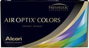 Alcon Air Optix Colors +5.25 дптр 8.6 mm (голубой)