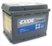 Exide Excell EA641 (64Ah)
