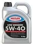 Meguin Megol Low Emission 5W-40 4л (6675)