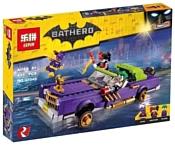 Lepin Bathero 07046 Лоурайдер Джокера аналог Lego 70906