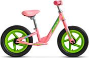 Stels Powerkid Girl розовый/зелёный