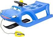 Prosperplast Zigi-Zet Control с лыжей (синий)