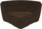 Лига диванов Холидей 101933 (коричневый)
