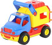 Полесье КонсТрак - фургон автомобиль 0544