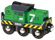 Brio Самодвижущийся грузовой локомотив 33214