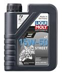 Liqui Moly Motorbike 4T Street 15W-50 1л