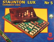 Wegiel Chess Staunton Lux
