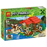 Lele My World 33020 Охотничий домик