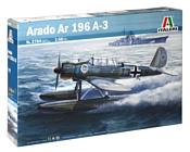 Italeri 2784 Немецкий военный гидросамолет-разведчик Arado Ar 196 A-3