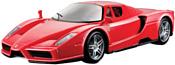 Bburago Ferrari Enzo 18-26006 (красный)