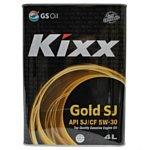 Kixx GOLD SJ 5W-30 SJ/CF 4л