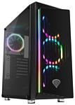 Genesis Irid 400 RGB Black