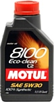 Motul 8100 Eco-clean C2 5W30 1л