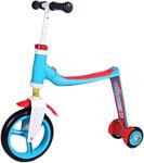 Scoot & Ride Highwaybaby+ (голубой/красный)