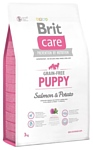 Brit Care Puppy Salmon & Potato (3 кг)