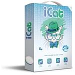 iCat белый антибактериальный 5кг