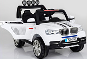 Electric Toys BMW X5 EVA Lux 12V 8088В (белый)