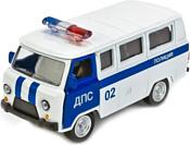 Технопарк Уаз 39625 Полиция ДПС X600-H09021-R