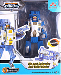 Darvish Робот-бластер с мягкими пулями DV-T-2003 (синий)