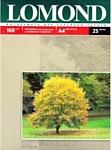 Lomond Глянцевая A4 160 г/кв.м. 25 листов (0102079)