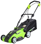Greenworks 25147 1200W 40cm 3-in-1