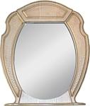 Atoll Зеркало Тулуза-1 (ясень, патина золото)