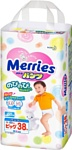Merries Big (12-22 кг) 38шт