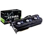 Inno3D GeForce GTX 1070 Ti 1607MHz PCI-E 3.0 8192MB 8000MHz 256 bit DVI HDMI HDCP iChill X4