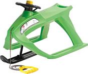 Prosperplast F1 Control с лыжей (зеленый)