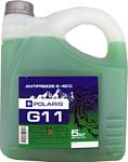 Polaris G11 зеленый 5кг