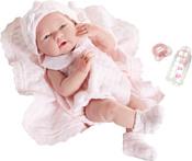 JC Toys La Newborn Baby Doll Pink (18053)