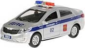 Технопарк Kia Rio Полиция RIO-POLICE