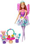 Barbie Сказочная Принцесса GJK49/GJK50