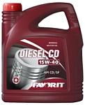Favorit Diesel CD 15W-40 5л