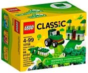 LEGO Classic 10708 Зеленый набор для творчества