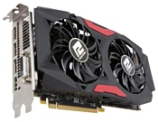 PowerColor Radeon RX 580 1350Mhz PCI-E 3.0 8192Mb 8000Mhz 256 bit DVI HDMI HDCP Red Dragon