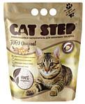 Cat Step Tofu Original растительный комкующийся 6л
