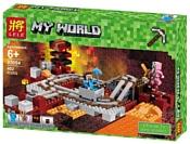 Lele My World 33054 Подземная железная дорога