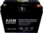 AGM Battery GPL 12400