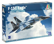 Italeri 1415 Американский истребитель F-15C Eagle