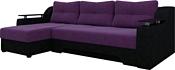 Mebelico Сенатор (фиолетовый/черный) (A-57755)