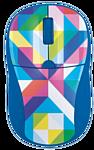 Trust Primo Blue Geometry USB (21480)